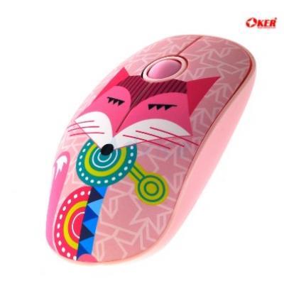 W-OPT.OKER (i245) pink - B3155