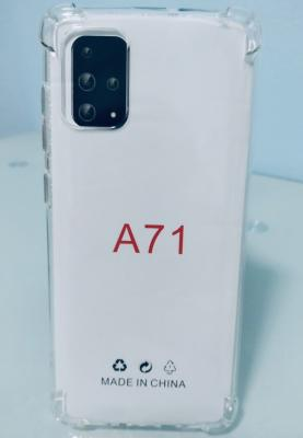 case โทรศัพท์ - Samsung A71 - ฉันขาวใสนะเธอ - B3100