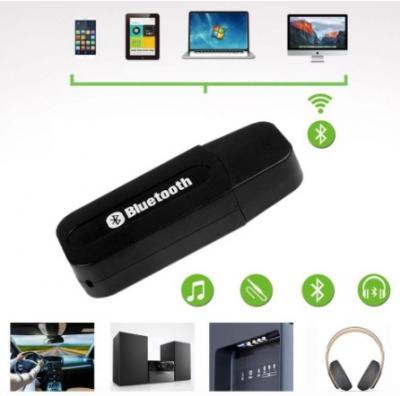 BT-163 USB Bluetooth Audio Music Wireless Receiver Adapter 3.5mm Stereo Audio - B3200