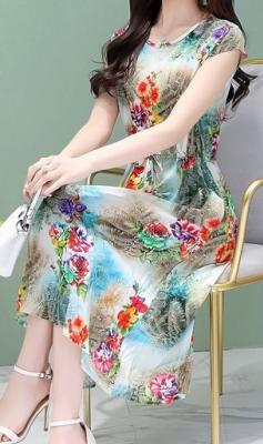 Dress ชุดทำงาน ชุดออกงาน - D200