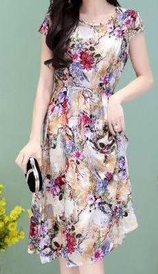 Dress ชุดทำงาน ชุดออกงาน - D202