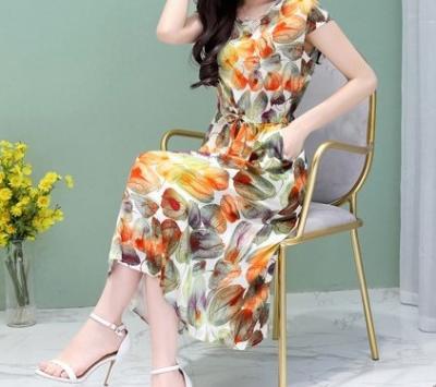 Dress ชุดทำงาน ชุดออกงาน - D206