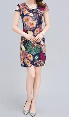 Dress ชุดทำงาน ชุดออกงาน - D301