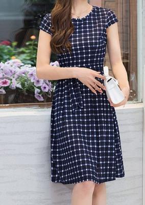 Dress ชุดทำงาน ชุดออกงาน - D401