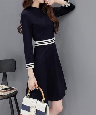 Dress ชุดทำงาน ชุดออกงาน - D501