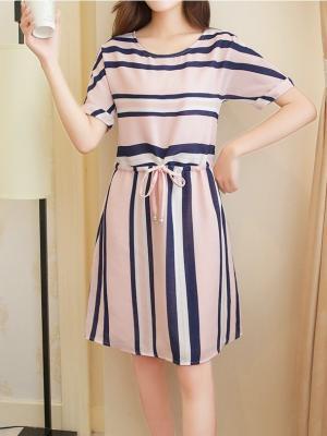 Dress ชุดทำงาน ชุดออกงาน - D502