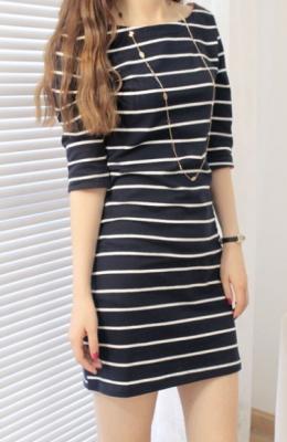 Dress ชุดทำงาน ชุดออกงาน - D505