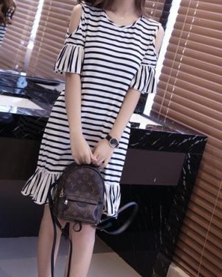 Dress ชุดทำงาน ชุดออกงาน - D507