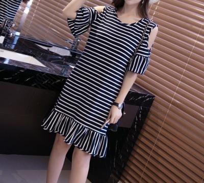 Dress ชุดทำงาน ชุดออกงาน - D508