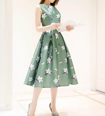Dress ชุดทำงาน ชุดออกงาน - D511