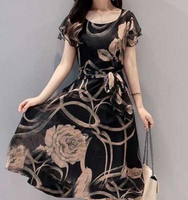 Dress ชุดทำงาน ชุดออกงาน - D513