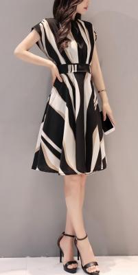 Dress ชุดทำงาน ชุดออกงาน - D515