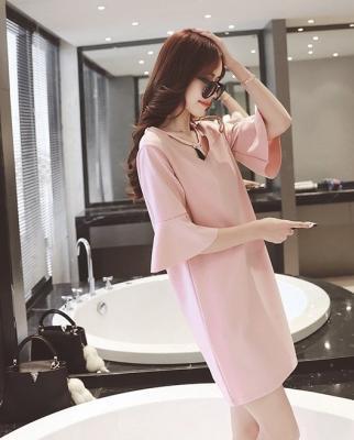 Dress ชุดทำงาน ชุดออกงาน - D517