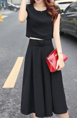Dress ชุดทำงาน ชุดออกงาน - D521