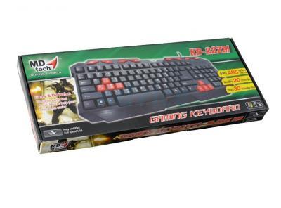 K/B USB MD-TECH (KB-222M) B3383