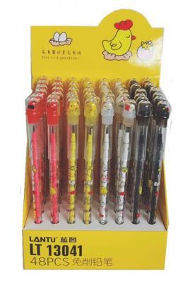 ดินสอต่อไส้หัวยางลบ LT 13041 (48 อัน) B3392